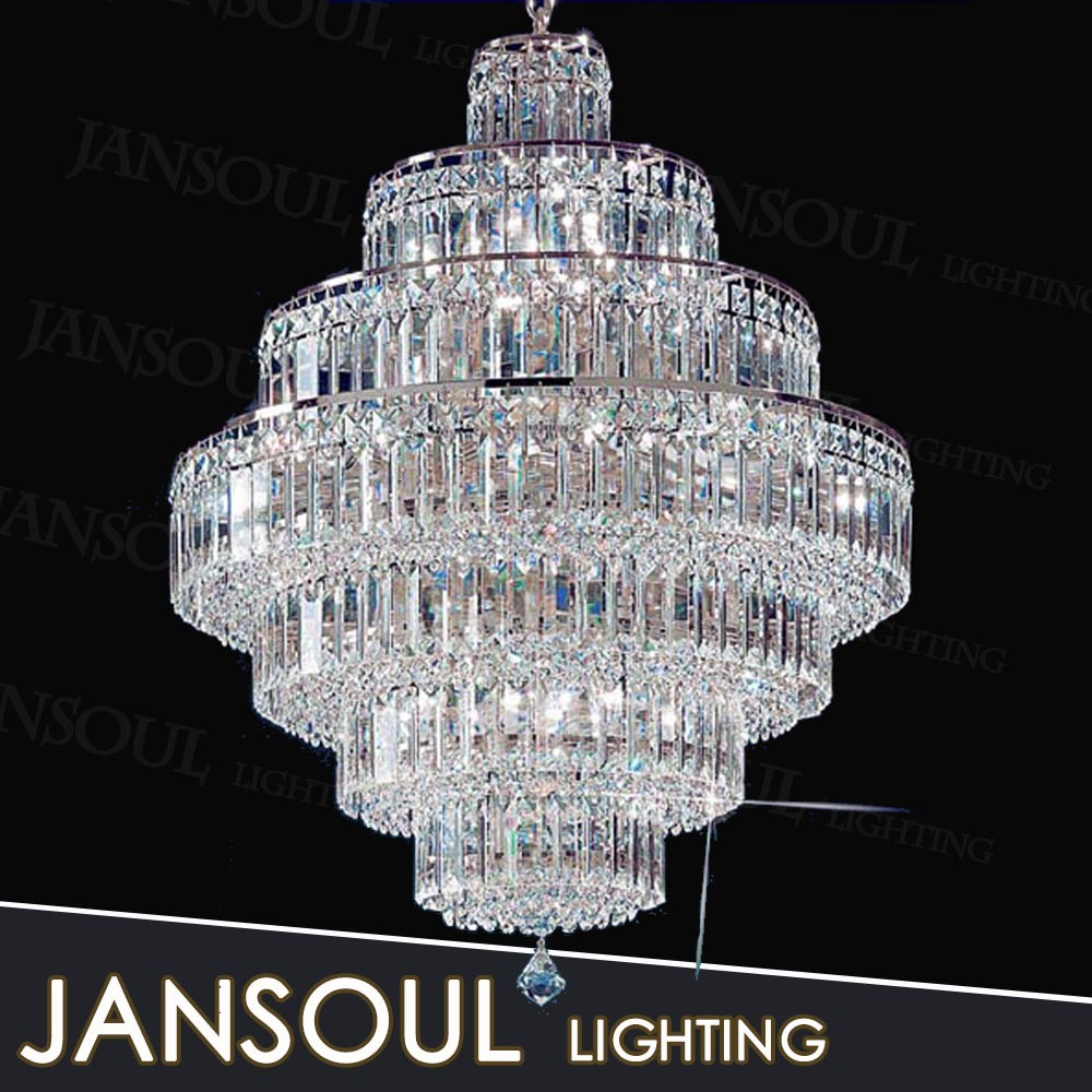 wholesale cheap crystal chandelier european style modern pendant light
