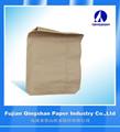 50kg multifoglio sacchetto della carta kraft per malte cementizie gesso chimico