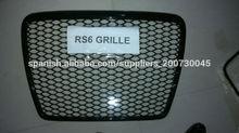 rejilla frontal auto para audi rs6
