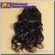 Alibaba 2015 Most Popular 100 Virgin Indian Hair Wholesale Natural Wavy Hair