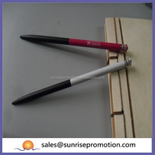 Crystal slender promotional pen