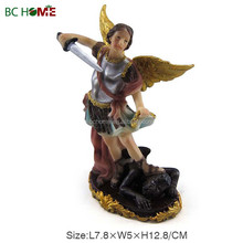 Resin Nativity SET Angel FIGURINES Catholic religious statues
