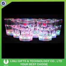 2015 Hot Selling Popular Whiskey LED Light Glass