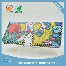 Lovely Ladies Purse with Fashion printing Design