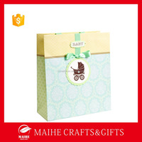 Cheap Custom Paper Gift Bag,Elegant Gift Paper Bag,Promotional Paper Bags With Handles Wholesale