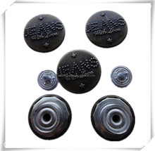 High quality snap garment metal button ,Fashion tack iron metal buttons for jacket
