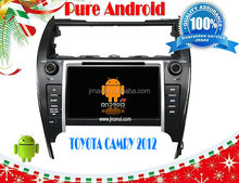 car dvd player with gps FOR Toyota Camry middle 2012 Android 4.2 gps RDS,Telephone book,AUX IN,GPS,WIFI,3G,Built-in wifi dongle