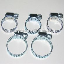 Spare Parts TS16949 Certificated Good Material mini american adjustable handle hose clamp