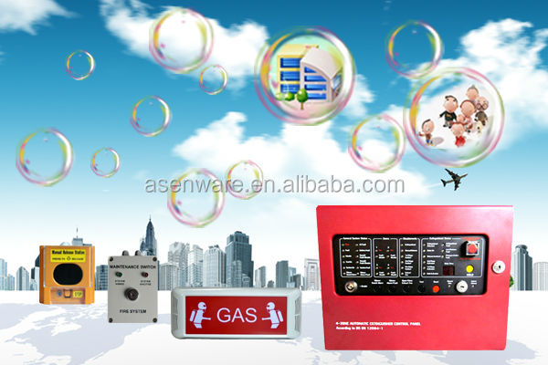 Clean Agent Fire Suppression System Specification Clean Agent Fire Suppression