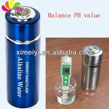 2014 newly design healthy for body Negative ion water bottle/ energy bottle
