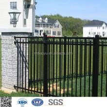 steel fence for garden