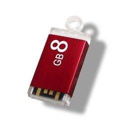 Slim style OEM super mini usb flash drive, exquisite memory stick