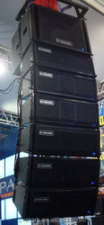 CT2844A C-MARK outdoor sound system professional line array