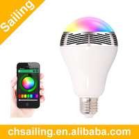 Hot Selling vatop bluetooth speaker with led light With App