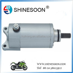 High quality CB125 motorcycle starter motor