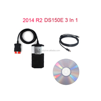New 2014 R2 VC1 DS150e CDP Plus PRO without Bluetooth For DELPH1 DS150E Truck Car Auto OBD OBDII Scanner cdp Diagnostic tools