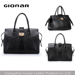 High Quality Hot Selling New Bags Images Fashion Pure Full Grain Leather Branded Bags Woman