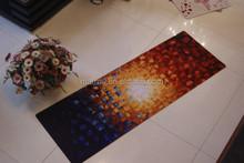 Eco friendly fashion design polymer waterproof bathroom floor mats with good qualityat
