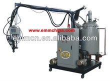 EMM083-4 Polyurethane shoe machine
