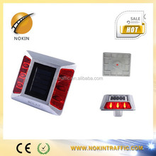 High powered lower cost super bright led aluminum solar road reflective