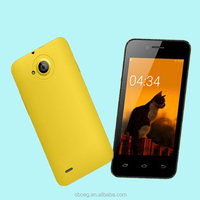 cheap 4inch touch screen mobile phone, 2015 chinese dual sim cards android mobile phones