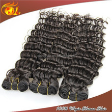 Best Selling Hair 7A Mink Curly Brazilian Deep Curl Hair Weaving