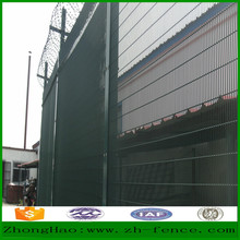 High quality and low price 358 high security fence /anti climb security fence on selling