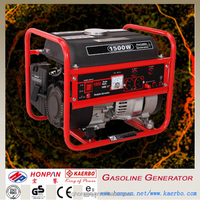High Quality Home Silent Suitcase Gasoline Generator