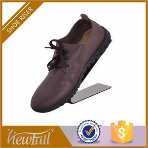 Scarpe <span class=keywords><strong>negozio</strong></span> BN-9050 presentatore scarpa in acciaio inox in vendita