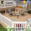 house plans decor wpc outdoor decking floor decoration waterproof chocolate color wood plastic composite deck