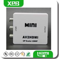 High Speed HDMI to AV RCA Converter HDMI to RCA Converter Box