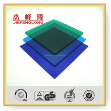 Greenhouse Structure Polycarbonate Sheet Transparent Plastic Sheets PC Solid Sheet
