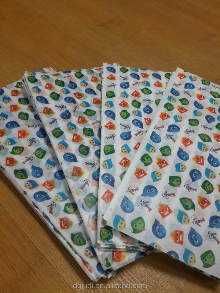 Decorative wrapping paper mfawriting web fc