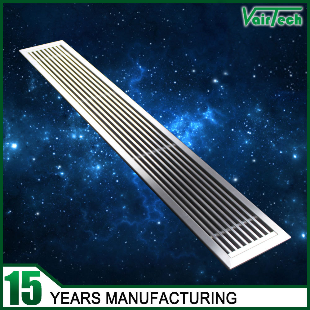 Hvac Systemair Conditioning Linear Grilles Diffusers