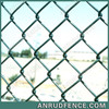 China Factory Top Sale Powder Coated Metal Steel Chainlink Fence For Sale