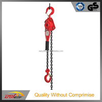 chain pulley block/250kg lever hoist/2 ton chain lift block
