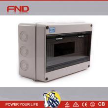 NEW ip65 plastic waterproof electrical junction box HT-12WAY