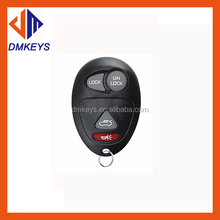 New Keyless Entry 4 Button Remote Car Key shell Fob for Select Chevroltiac Saturn & Buick