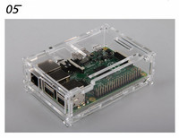 Top sale new products acrylic raspberry pi 2,new products on china market