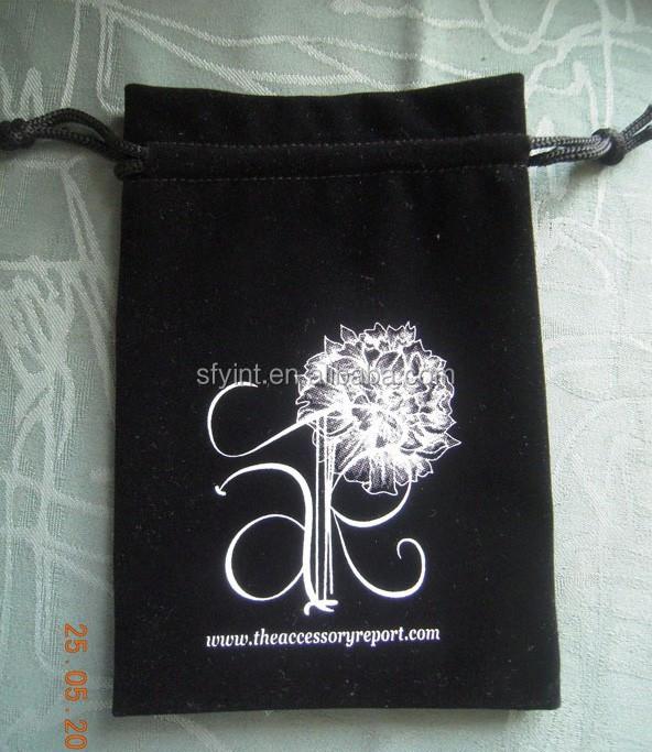 christmas velvet gifts bags