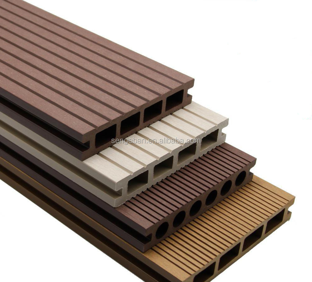 Composite exterior decking wpc outdoor flooring plastic for The range decking boards