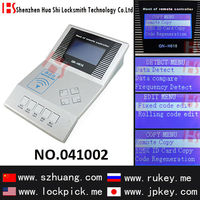 Brand new / Hot sale car remote control duplicator / copy machine for measuring frequency,regeneration/ 041002