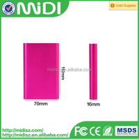 Portable cheap mobile phone battery charger power bank 10000mah for mobile phones