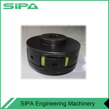 High Transmission Efficiency Coupling