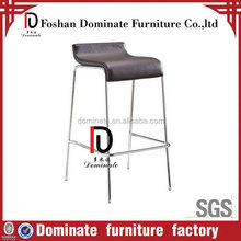 Cheap hot selling abs swivel pu bar chairs