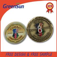 Fashion Metal Coin For Sale Souvenir