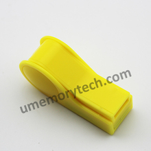 wholesale new products whistle shape usb flash pen drives