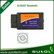Car Diagnostic Tool OBD2 OBD-II ELM327 ELM 327 V1.5 Bluetooth Car Interface Scanner Works On Android