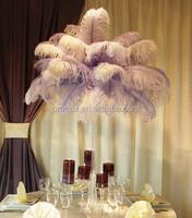 Wedding decoration wedding accessory white ostrich feather