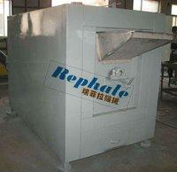 high capacity shell fruit and dry fruit roast machine